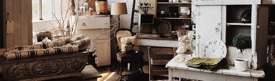 Antique Stores, Vintage Goods in the Levittown, Bucks County PA area