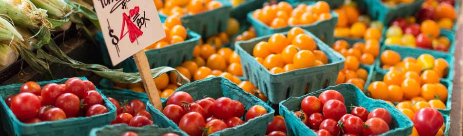 Farmers Markets, Farm Fresh Produce, Baked Goods, Honey in the Levittown, Bucks County PA area