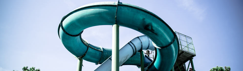 Water parks and tubing in the Levittown, Bucks County PA area